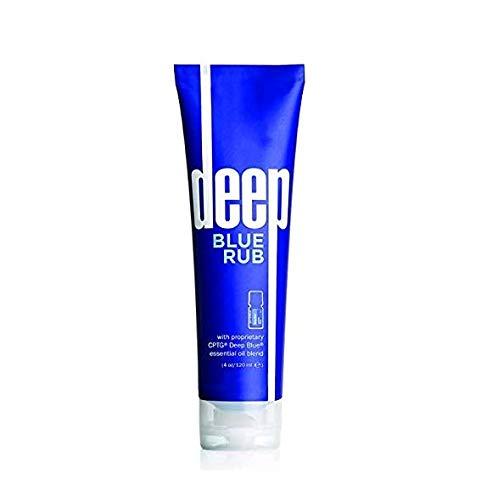 Deep Blue Rub Essential Oil Blend Blue 4 oz(NEW)