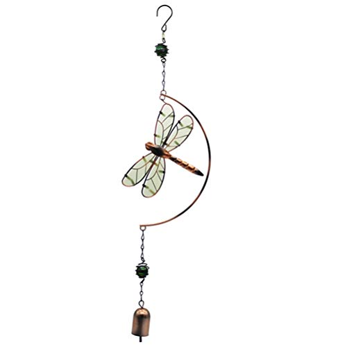 VOSAREA Windspiel zum Aufhängen, Libellen-Form, Dekoration für Zuhause, Auto, Geburtstagsgeschenk