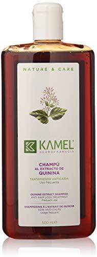 Kamel 200031, Champú con Extracto de Quinina, 500 ml