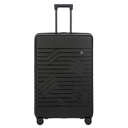 B|Y by Bric's ULISSE 30 Inch' EXPANDABLE SPINNER - BLACK