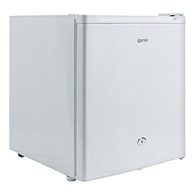 Igenix IG3751 Counter Top Freezer with Lock, 35 Litre