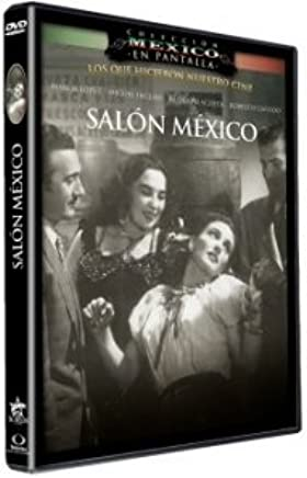 Amazon com: Salon Mexico [NTSC/Region 1 and 4 dvd  Import