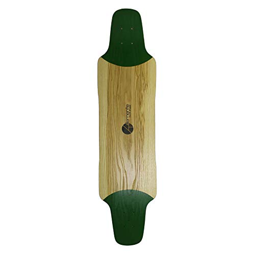 KALIBER SKATEBOARDS Longboard Deck 4 Elemente Erde 104cm