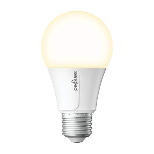 Sengled Smart Light Bulb, A19 WiFi Light Bulbs, No Hub Required, Smart Bulbs that Work with Alexa & Google Home, Smart LED Light Bulb Soft White Light (2700K), 1 Pack