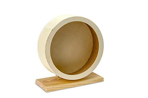 Karlie Holz Laufrad Bogie Wheel Kork, Durchmesser 20 cm