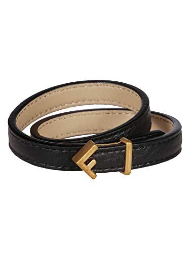 Luxe Mode | Fendi Womens 8AG846SFRF04TX Zwarte Armband | Herfst-Winter 19