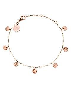 PURELEI® Malihini Coin Armband (Rosegold)