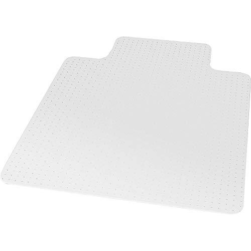 Staples 599037 45-Inch X 53-Inch Medium-Pile Carpet Chair Mat with Lip