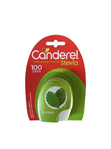 Canderel Stevia 100 Tabletten, 2 Stück