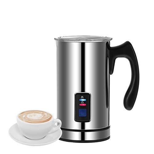 Espumador de leche automático para espuma, calentador de leche y espuma, máquina de café para café con capuchino latte, Col