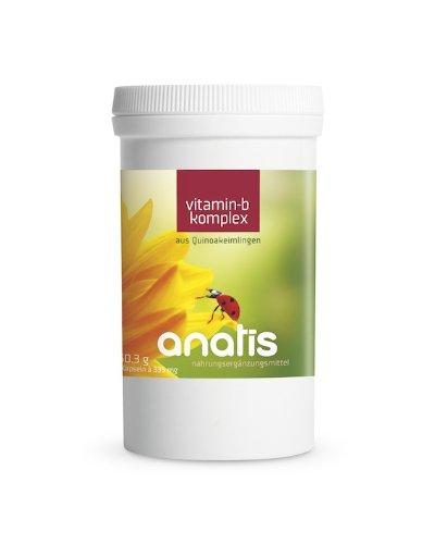 Vitamin - B - Komplex aus Quinoa - Keimlingen 90 Stück