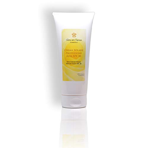 Sonnencreme Hoher Schutz (Spf 30) - Ihre Reiche Formel Stärkt Und Befeuchtet Die Haut Und Verbessert Die Körpereigenen Abwehrkräfte - 200 ml