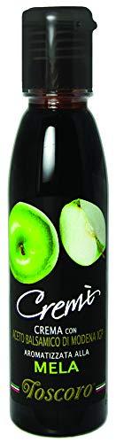 TOSCORO Crème de Vinaigre Balsamique Pomme 200 g