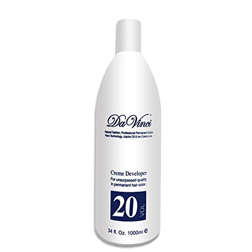Da Vinci Permanent Hair Color Developer_20Vol_34oz