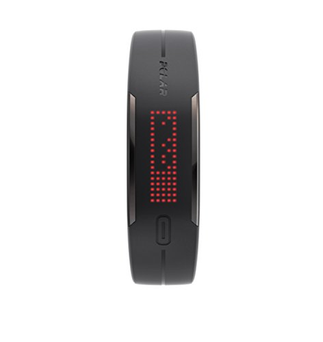 PORS5 Activity Tracker Loop, schwarz, One size