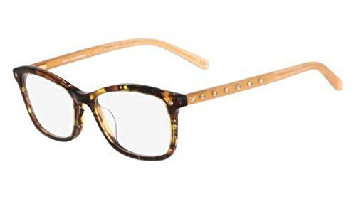 Eyeglasses Diane von Furstenberg DVF 5073 242 Brown Tortoise