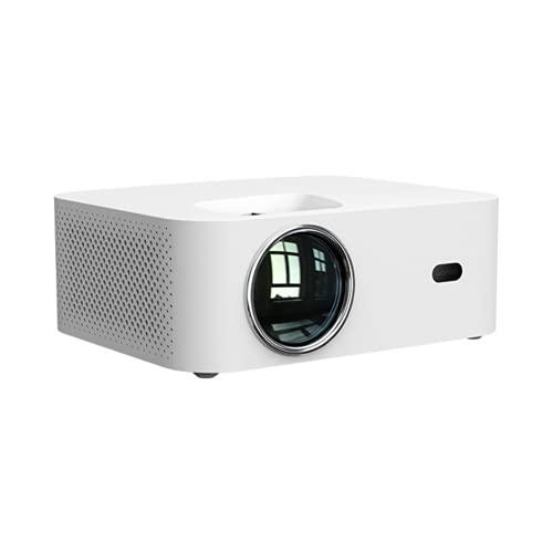 WUYANJUN Mini proyector, proyector de películas con función Bluetooth, Soporte 1280p para el Cine en casa, Compatible con TV, para Cine en casa Película al Aire Libre