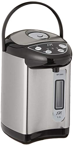 SP-3203: Stainless with Multi-Temp Feature (3.2L)