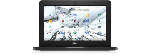 Dell Chromebook 11 3100 Celeron N4000 2.6 GHz 4GB 32GB eMMC AC BT WC 11.6' HD MT Chrome OS