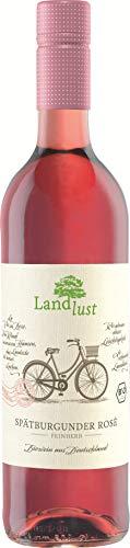 Landlust Spätburgunder Rosé feinherb (1 x 0.75 l)