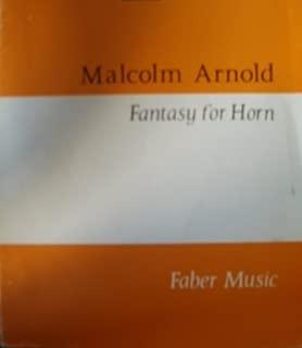 Fantasy for Horn ... Op. 88