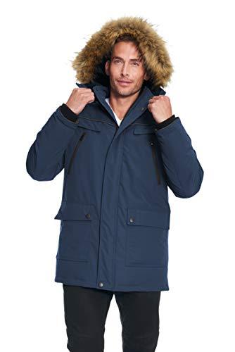 Vegan Winter Jacket Men's