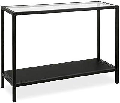 Amazon.com: VASAGLE Console Table, Sofa Table, Metal Frame ...
