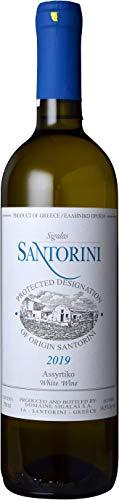 ドメーヌ シガラス サントリーニ アシルティコ 2019 ギリシャ 白ワイン 750ml