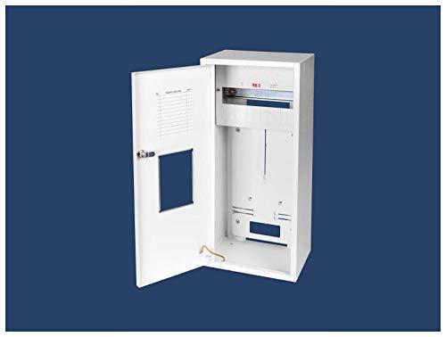 Zählerschrank Sicherungskasten Verteilerkasten AUFPUTZ 3 PHASEN 12 Sich. IP30 RU-3
