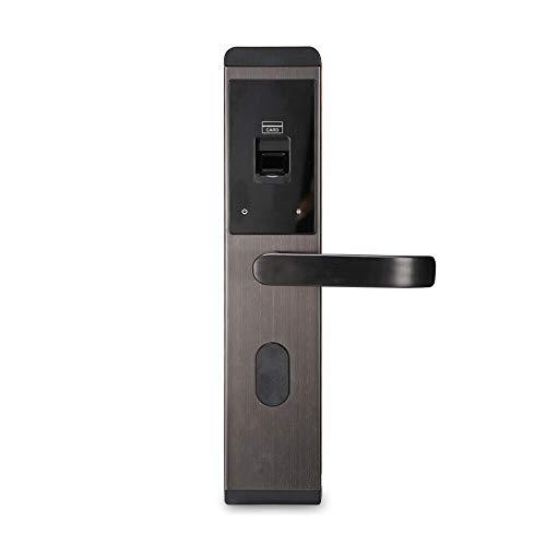 MOMOJA Control de acceso con cerradura de puerta con huella digital di