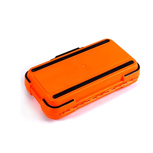 LKYBOA Angelgerät Zubehör Angeln Angelegenheit wasserdichte Zubehör Kiste Multifunktionale Angelwerkzeug Fisch Aufbewahrungsbox Angelbedarf