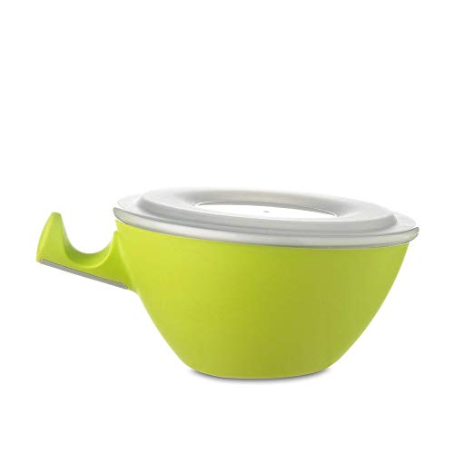 Mepal Loomm ESS Schale Porzellan Kunststoff (Lime einzeln)