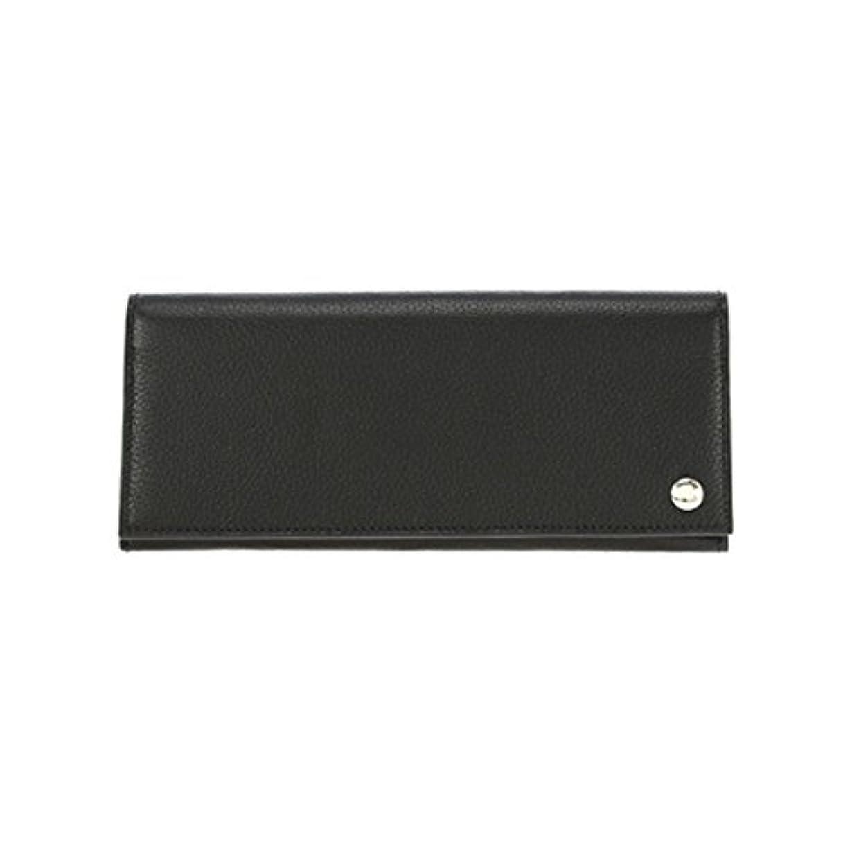 時価値大統領ダンヒル DUNHILL 長財布 メンズ L2V310A ブラック