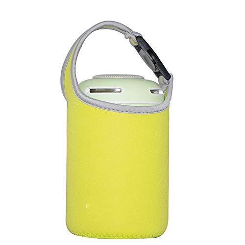 FZYE Cubo de Aislamiento Caliente y frío Olla ardiente Termo de Alimentos de Moda Termo Caja de frascos de vacío Termocup Aislado de Acero Inoxidable 304 para contenedores de Alimentos,