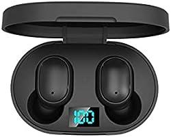 Kablosuz Kulaklık E6s Tws Dijital Göstergeli Bluetooth Kulaklık