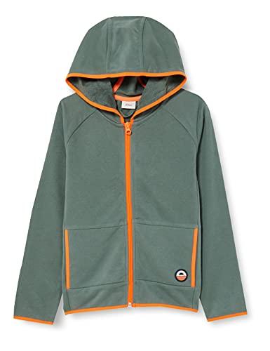 s.Oliver Junior Jungen 404.10.104.14.150.2062071 Sweatshirt, Petrol, 104/110