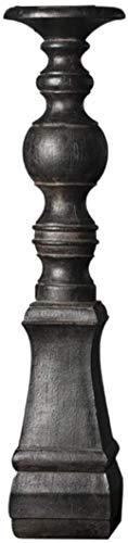 Escultura,Candelabros Retro Nórdico, Candelabro De Mesa para Sala De Estar, Candelabro para El Hogar, Gabinete De Vino, Suministros De Estudio, Soporte para Canlder