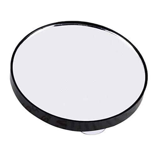 Fantasia Lot de 10 miroirs de maquillage Olddreaming - 5 x 10 x 15 cm - Avec deux ventouses - Pour la maison et les déplacements