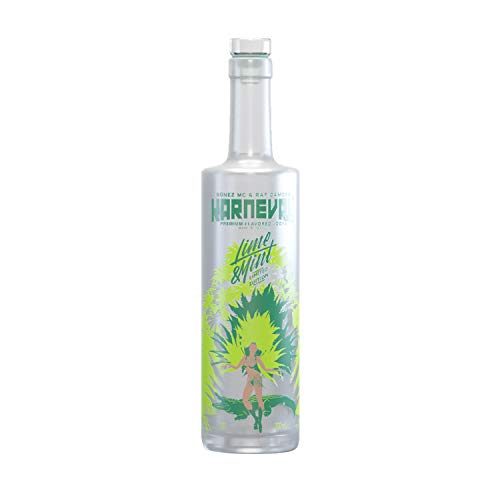 KARNEVAL VODKA Lime & Mint Limited Edition - Wodka mit Limetten & Minz-Geschmack (1 x 0.5 l)