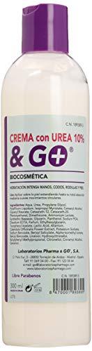 Pharma & Go Crème Urea 10 % 300 ml - 1 pièce