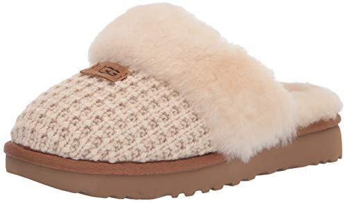 UGG Female Cozy Slipper, Cream, 3 (UK)