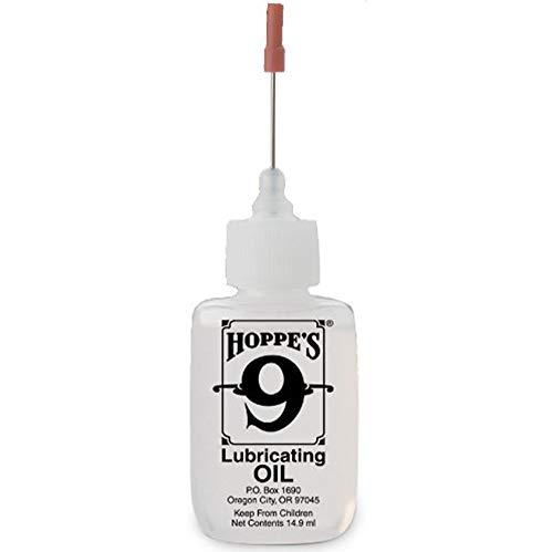Hoppe's No. 9 Lubricating Oil, 14.9 ml Precision Bottle