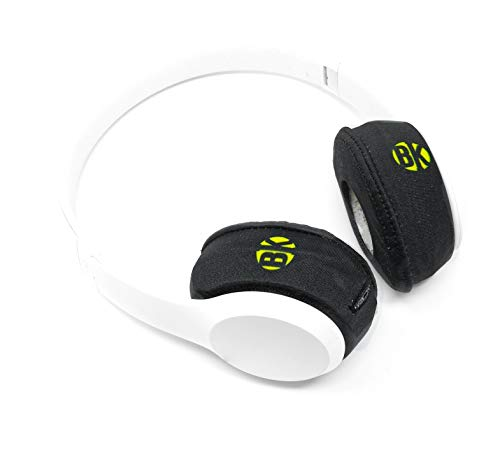Beat Kicks Protective Headphone Covers (Mini, Solid Black)