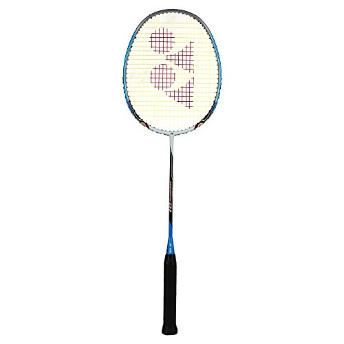 YONEX 3U-G4 Nanoray D1 Badminton Racquet (Blue/White)