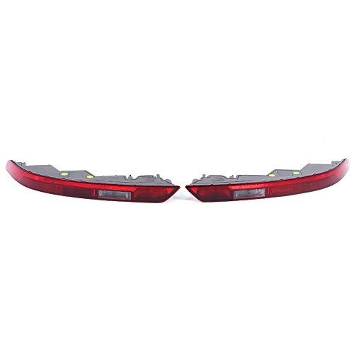 Heckstoßstangenleuchten Rückleuchtenbaugruppe Seitenmarkierungsleuchten Heckstoßstangen-Seitenmarkierungsleuchten Reflektoren Passend für Q5 SQ5 2018‑2019 80A - 945‑070 - A 80A - 945‑069 - A 1 Paar