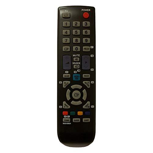Control Remoto Compatible para Samsung P2270HD-LS22EMDKU Televisión/TV