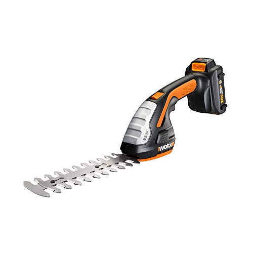 Find Cheap Worx WG801.9 20V Trimmer Bare Tool Only Shear Shrubber