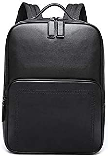 Mifan Customized Natural Genuine Leather Business Backpack Bag