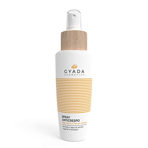Gyada Cosmetics SPRAY ANTICRESPO  CERTIFICATO BIO  MADE IN ITALY  125 ml