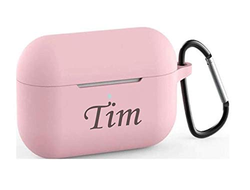ANL Personalized Cheap mail order shopping AirPods price Pro Silicone Keychain Protective Case +